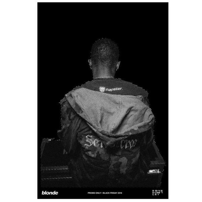 39d019f8 Frank Ocean Is Selling an Exclusive 'Blonde' Vinyl and Merch for ...