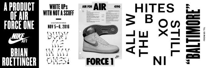 Nike Air Force 1 ComplexCon T-Shirt 4
