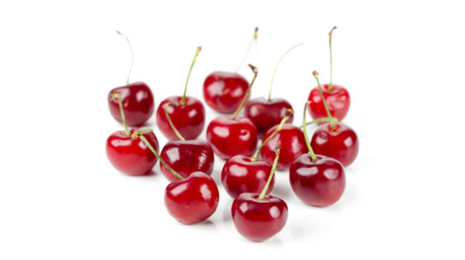 group of cherries