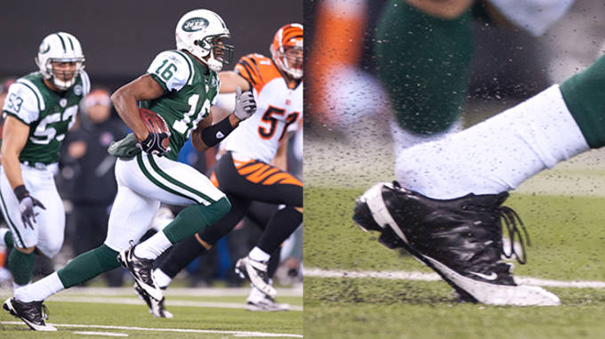 bad866eecbd4 The Cleats Worn for the 25 Most Defining NFL Moments of the Past 5 ...