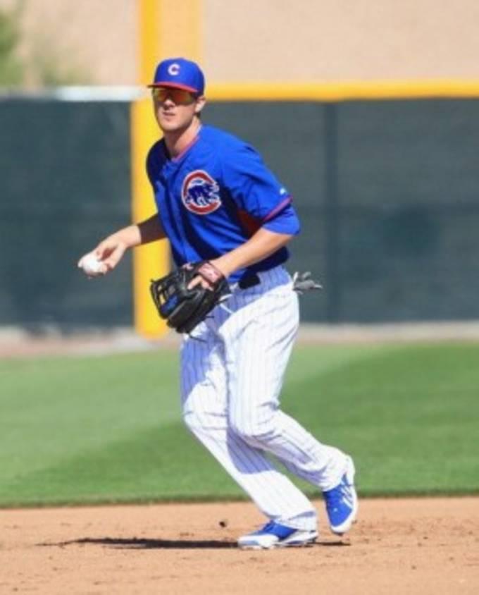 Kris Bryant adidas Chicago Cubs