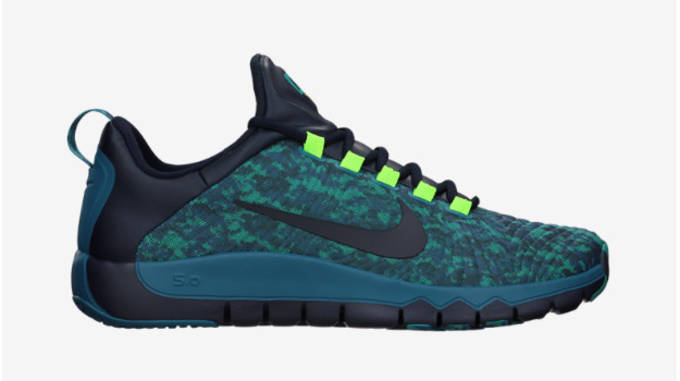 7c5cc10b6994 Nike Goes Camo With the Free Trainer 5.0