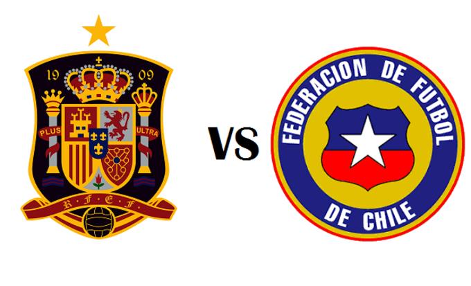 Spain vs Chile