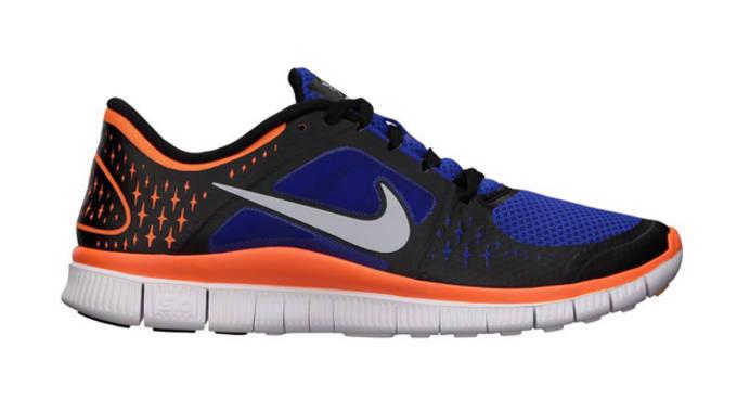 Minimal Shoes - Nike Free Run+ 3