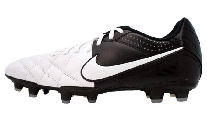 The Nike Tiempo Natural IV Leather Soccer Boot