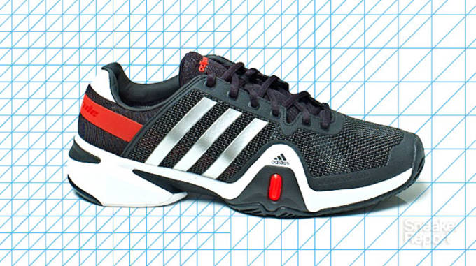 the latest ed6fa 49a62 adidas Barricade 8.0. One of the most successful tennis shoes ...