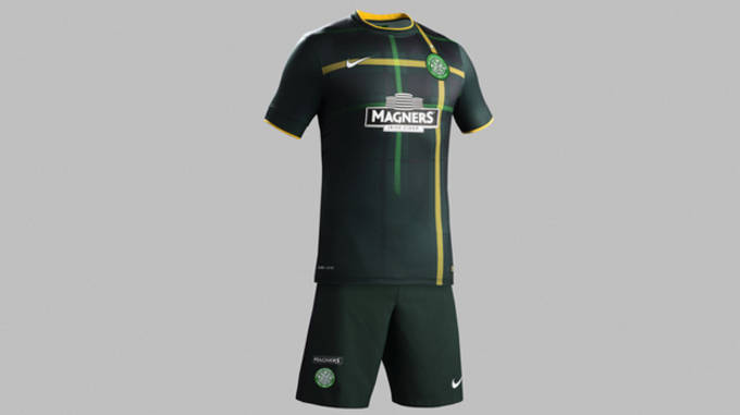 Nike Unveils New Away Kit for Celtic FC  93d8ac923