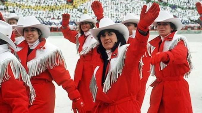 Ugly Olympics - Canada 88 Calgary