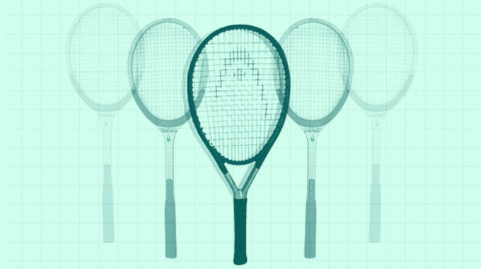 The Evolution Of The Tennis Racket Complex