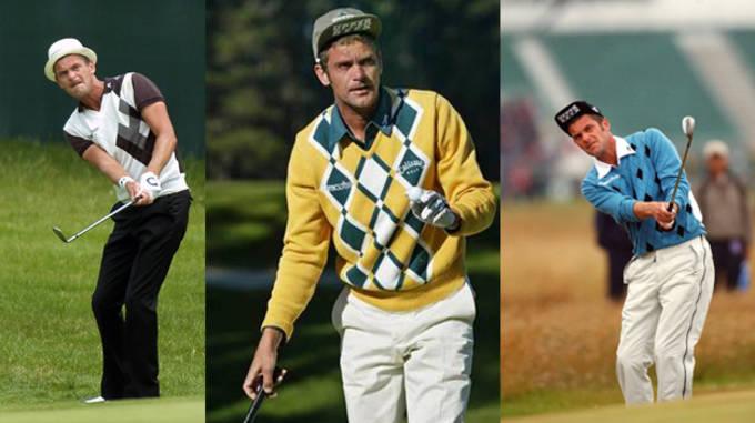 Jesper Parnevik worst outfits