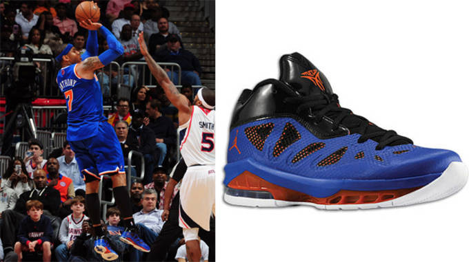 122a9601c488 By The Numbers  Carmelo Anthony Stats For Each Sneaker Worn In The ...