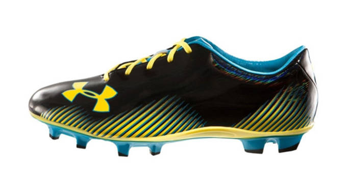 The Under Armour Blur II FG Soccer Boot