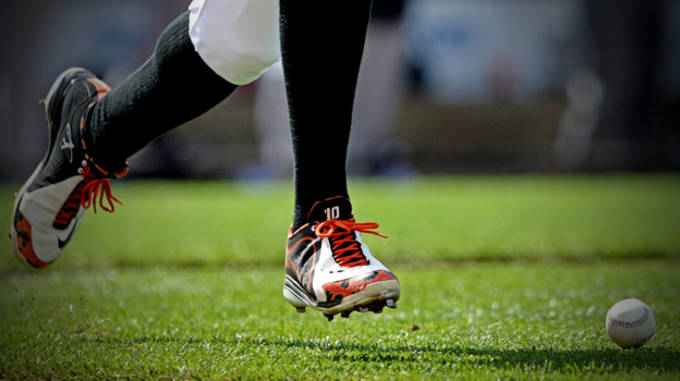 ec7ded4046d The Craziest Cleats Worn in Major League Baseball This Season (So ...