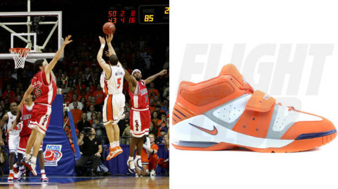 deron williams nike air force operate
