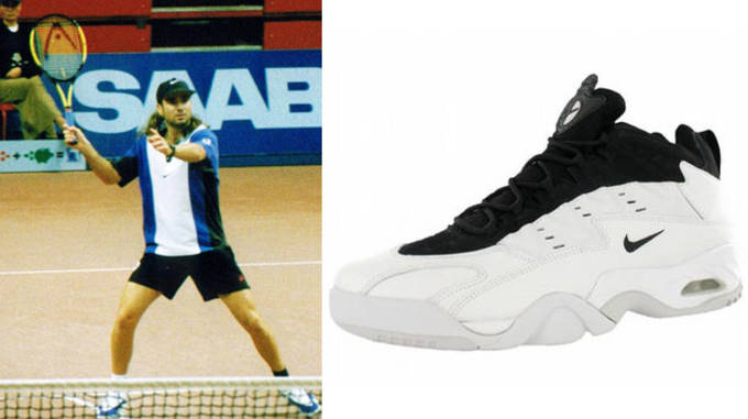6d047ad813b Andre Agassi's 10 Most Influential Nike Tennis Sneakers | Complex