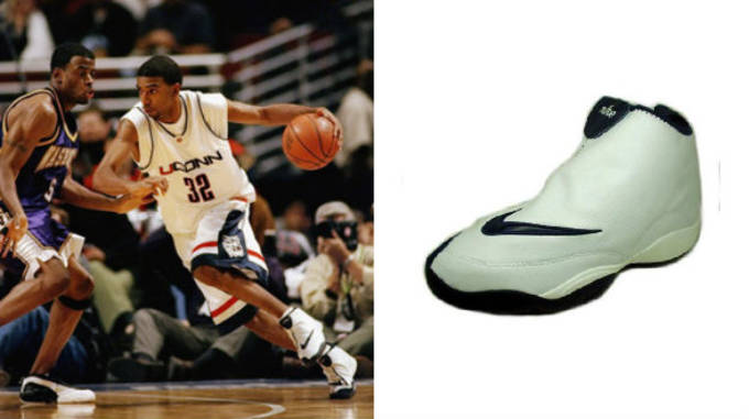 richard hamilton nike son of glove