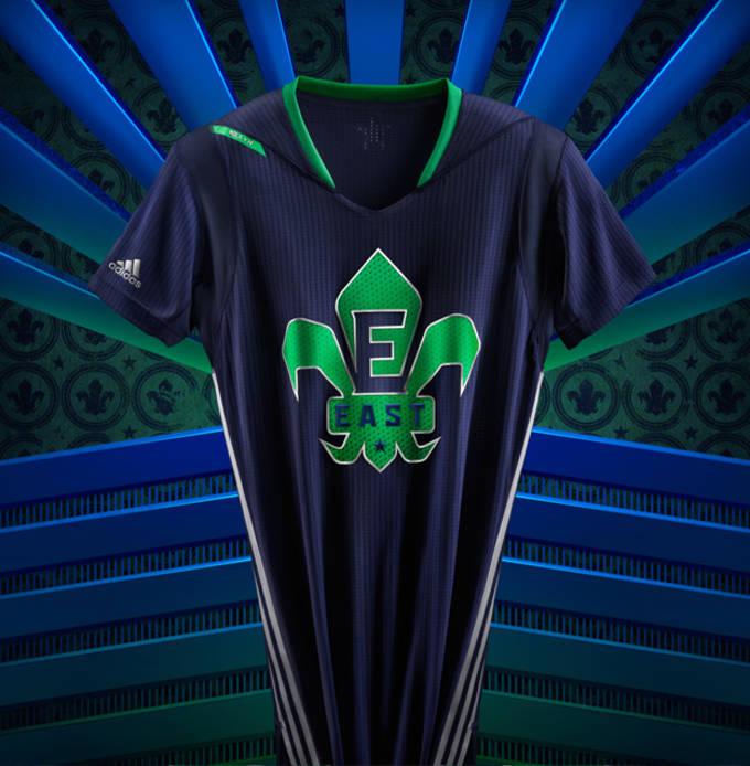 adidas NBA All-Star Jersey EAST copy