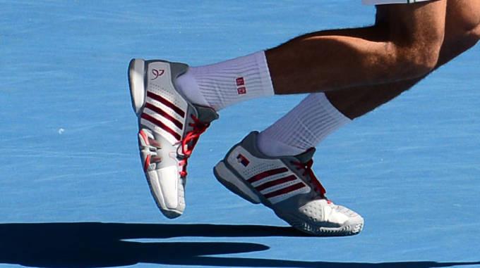 adidas Barricade 7 - Djokovic