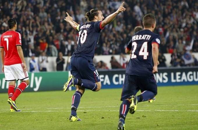 Weekend in Soccer - Ibrahimovich
