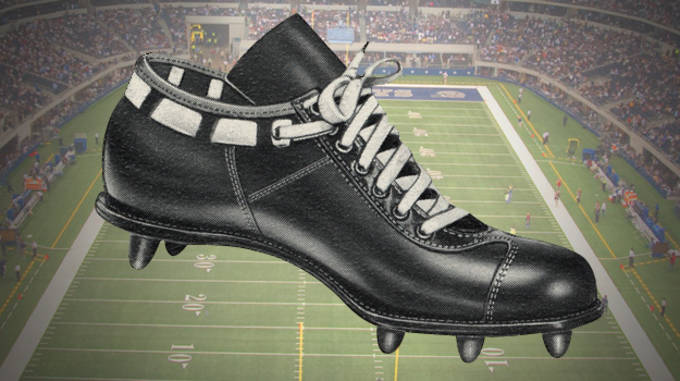 los angeles 8413e e7b7a Big Game, Big Shoes The Cleats Worn by Every Super Bowl MVP