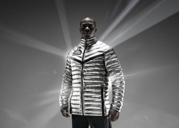 best service 9dac8 2c6e3 Nike Football Unveils Silver Speed Collection for Super Bowl ...