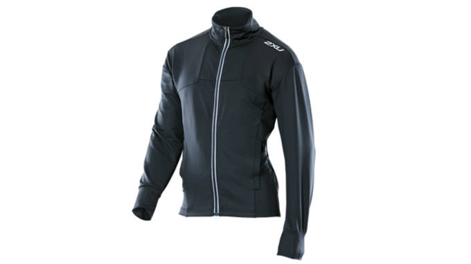 2xu trak sweat jacket