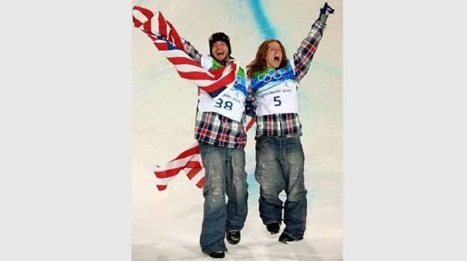 Ugly Olympics - 2010 Burton Jeans