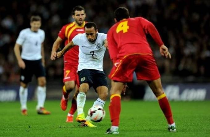 Weekend in Soccer - Andros Townsend