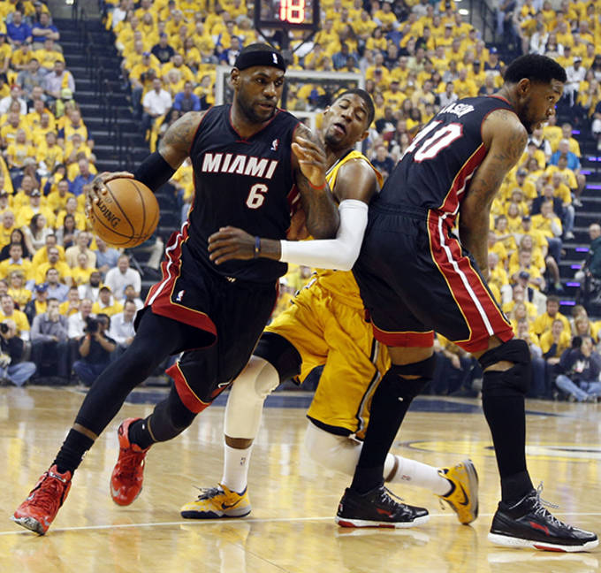 Nike LeBron XI Elite