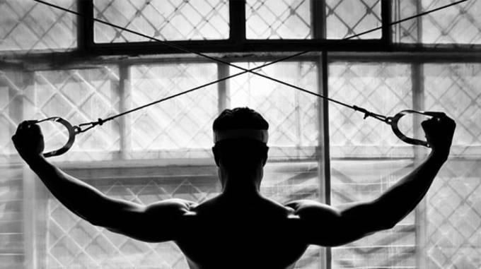 Image viaMen's Fitness