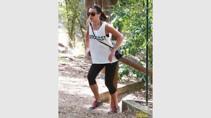 Lea_Michele_Nike