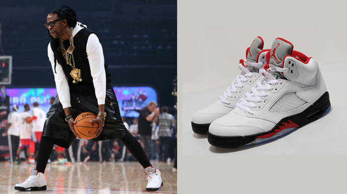 91fba0f30dffb Ranking Rappers Who Ball Based on Their Sneaker Choices