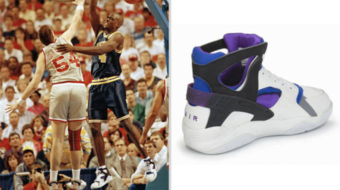 Chris Webber Nike Air Flight Huarache