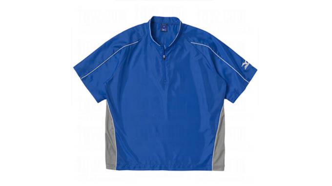 batting jacket