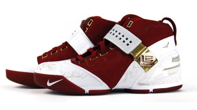 NikeLebronV