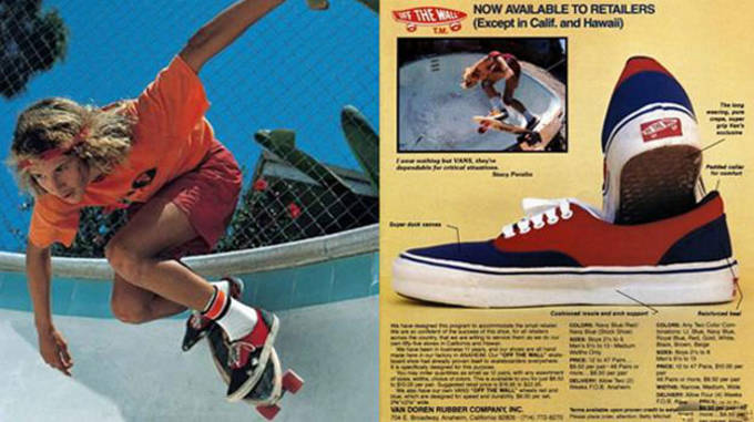 Original Vans Era Ad