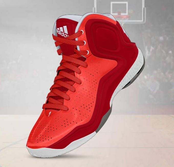 adidas d rose 5 boost customize