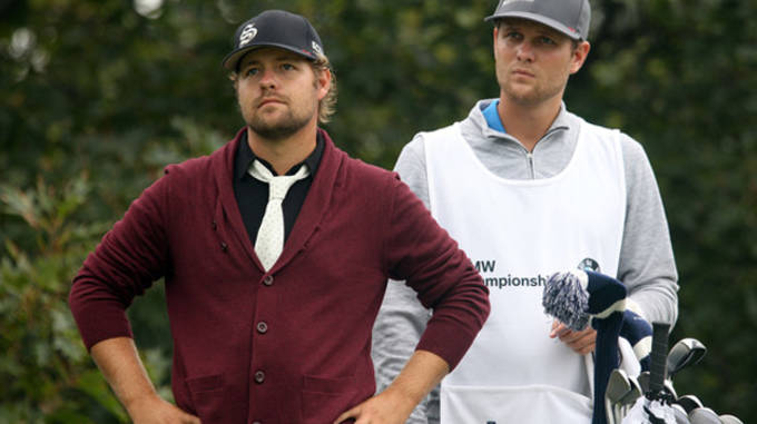 Ryan Moore worst golf outfit