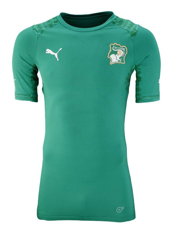 Puma Ivory Coast Kit