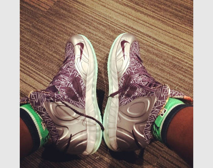 becae420375c 10 NBA Players and the Sneakers They Won t Stop Wearing