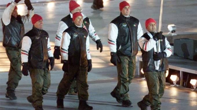 Ugly Olympics - Mexico 2002 Salt Lake City
