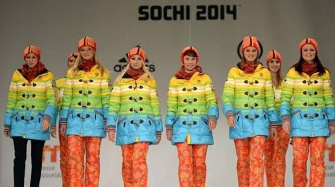 Ugly Olympics - Germany 2014 Sochi