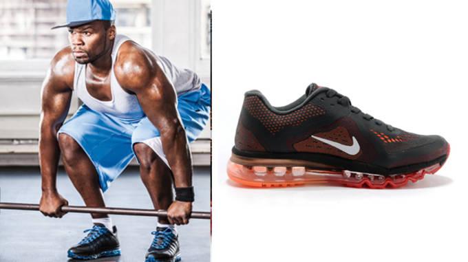 50 Cent Nike Air Max