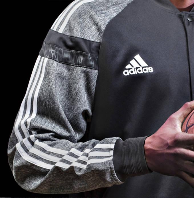 adidas NBA All-Star Warm-Up Detail 1 copy