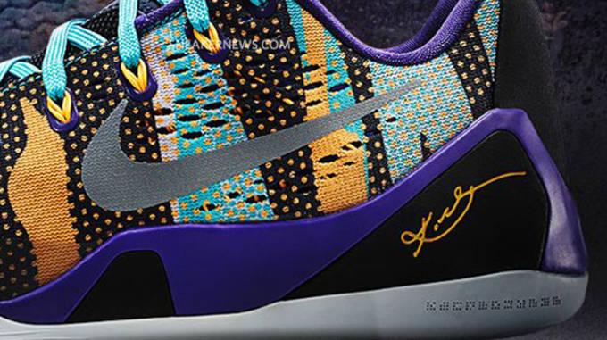 """Nike Kobe 9 EM """"Unleashed"""""""
