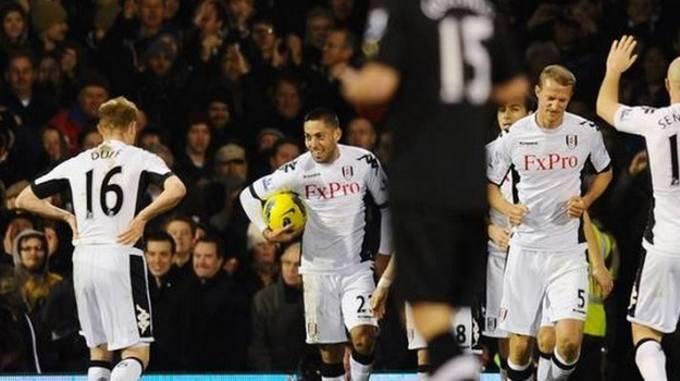 Dempsey Fulham Hattrick