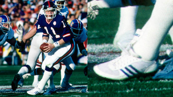 Big Game Big Shoes The Cleats Worn By Every Super Bowl