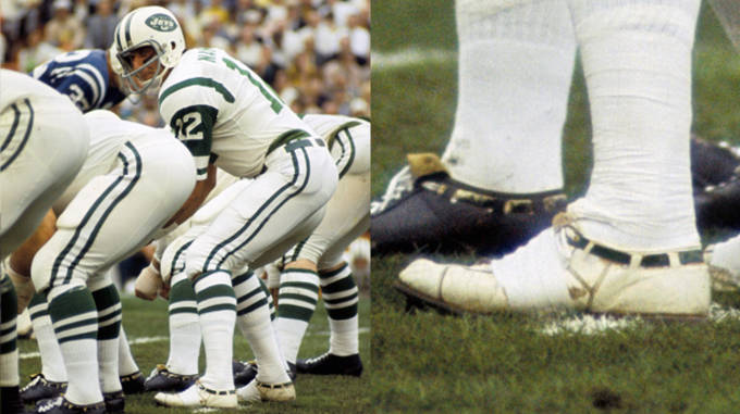 sports shoes caa6c ff4bf Big Game, Big Shoes The Cleats Worn by Every Super Bowl MVP