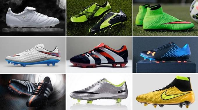 cfcf150e2 The 25 Best Soccer Boots of 2014