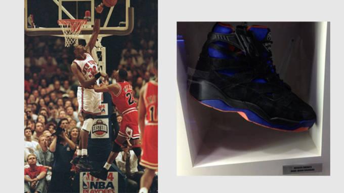 Knicks vs Bulls NBA Playoffs 1994